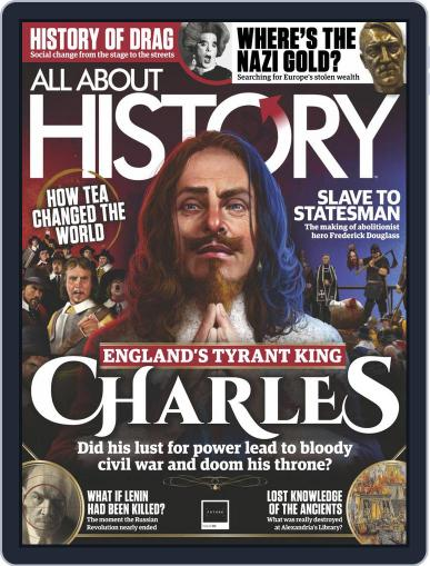 All About History Magazine (Digital) February 1st, 2021 Issue Cover