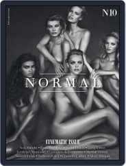 Normal Magazine Soft Edition Magazine (Digital) Subscription September 1st, 2018 Issue
