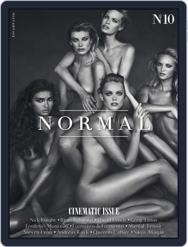 Normal Magazine Soft Edition Magazine (Digital) September 1st, 2018 Issue Cover