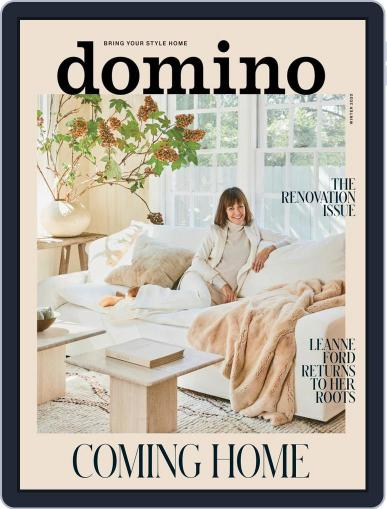 domino Magazine (Digital) December 9th, 2020 Issue Cover