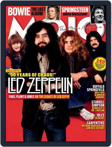 MOJO Magazine (Digital) December 1st, 2021 Issue Cover