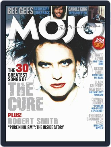 MOJO Magazine (Digital) March 1st, 2021 Issue Cover