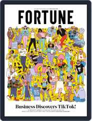 Fortune Magazine (Digital) Subscription October 1st, 2021 Issue