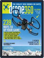 Drone 360 (Digital) Subscription October 1st, 2017 Issue