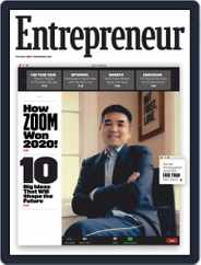 Entrepreneur Magazine (Digital) Subscription December 1st, 2020 Issue