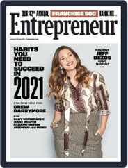 Entrepreneur Magazine (Digital) Subscription January 1st, 2021 Issue