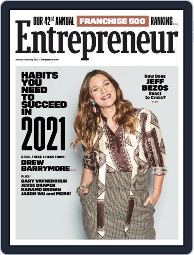 Entrepreneur Magazine (Digital) January 1st, 2021 Issue Cover