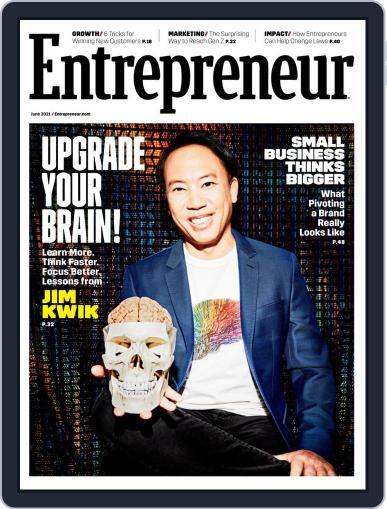 Entrepreneur Magazine (Digital) June 1st, 2021 Issue Cover