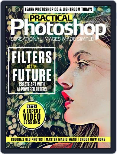 Practical Photoshop Magazine (Digital) December 1st, 2020 Issue Cover