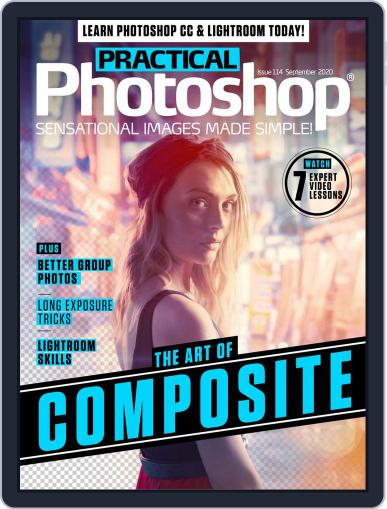 Practical Photoshop Magazine (Digital) September 1st, 2020 Issue Cover