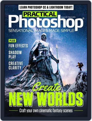 Practical Photoshop Magazine (Digital) March 1st, 2021 Issue Cover