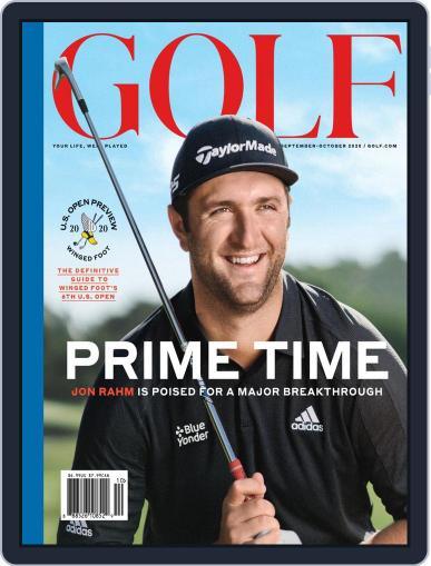 Golf Magazine (Digital) September 1st, 2020 Issue Cover