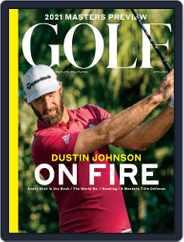 Golf Magazine (Digital) Subscription April 1st, 2021 Issue