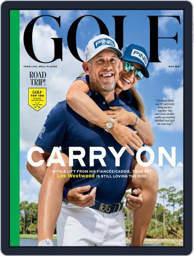 Golf Magazine (Digital) May 1st, 2021 Issue Cover