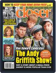 Closer Weekly Magazine (Digital) Subscription October 5th, 2020 Issue