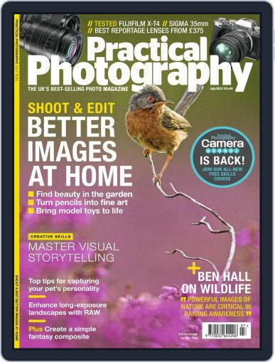 Practical Photography: Lite July 1st, 2020 Digital Back Issue Cover