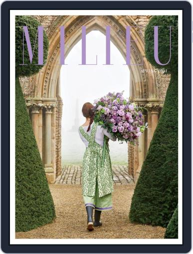 MILIEU Magazine (Digital) February 22nd, 2021 Issue Cover
