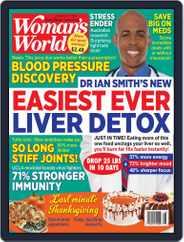 Woman's World Magazine (Digital) Subscription November 30th, 2020 Issue