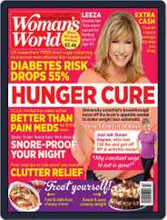 Woman's World Magazine (Digital) Subscription October 5th, 2020 Issue