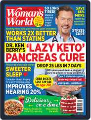 Woman's World Magazine (Digital) Subscription September 28th, 2020 Issue