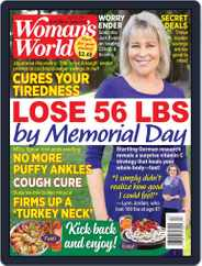 Woman's World Magazine (Digital) Subscription April 26th, 2021 Issue