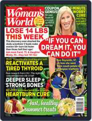Woman's World Magazine (Digital) Subscription August 2nd, 2021 Issue