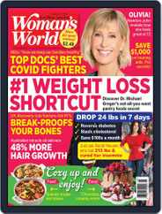 Woman's World Magazine (Digital) Subscription January 18th, 2021 Issue