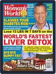 Woman's World Magazine (Digital) Subscription June 21st, 2021 Issue