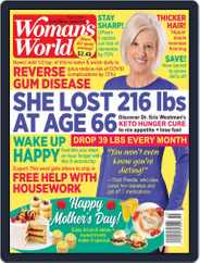 Woman's World Magazine (Digital) Subscription May 10th, 2021 Issue