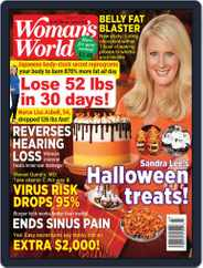 Woman's World Magazine (Digital) Subscription October 25th, 2021 Issue