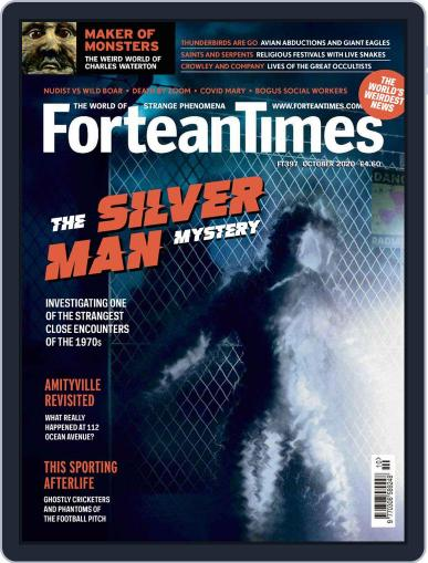 Fortean Times Magazine (Digital) October 1st, 2020 Issue Cover