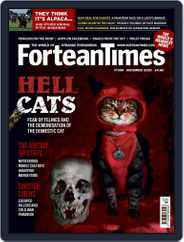 Fortean Times Magazine (Digital) Subscription October 29th, 2020 Issue