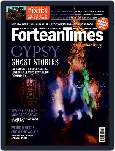 Fortean Times Magazine (Digital) July 1st, 2021 Issue Cover