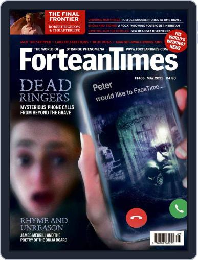 Fortean Times Magazine (Digital) May 1st, 2021 Issue Cover