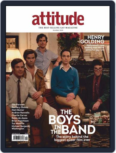 Attitude Magazine (Digital) October 1st, 2020 Issue Cover