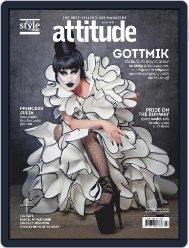 Attitude Magazine (Digital) April 1st, 2021 Issue Cover