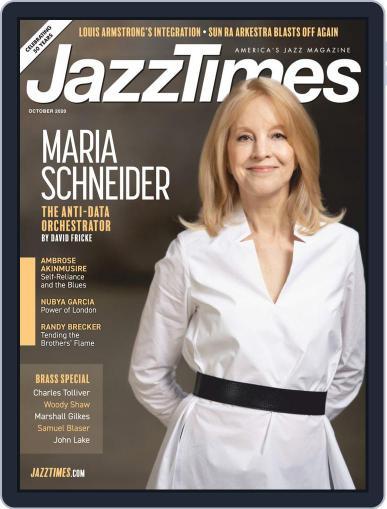 JazzTimes Magazine (Digital) October 1st, 2020 Issue Cover