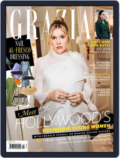 Grazia Magazine (Digital) May 3rd, 2021 Issue Cover