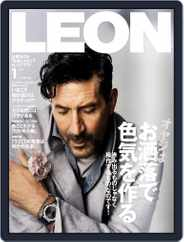 LEON レオン Magazine (Digital) Subscription November 27th, 2020 Issue