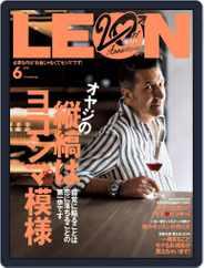 LEON レオン Magazine (Digital) Subscription April 23rd, 2021 Issue