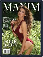 Maxim South Africa (Digital) Subscription March 1st, 2018 Issue