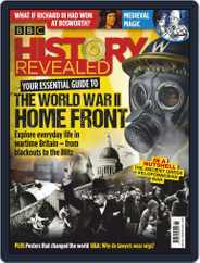 History Revealed Magazine (Digital) Subscription December 2nd, 2020 Issue