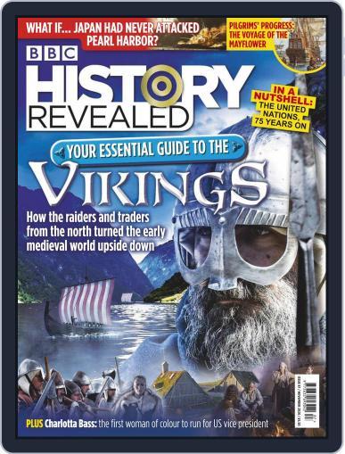 History Revealed Magazine (Digital) November 1st, 2020 Issue Cover