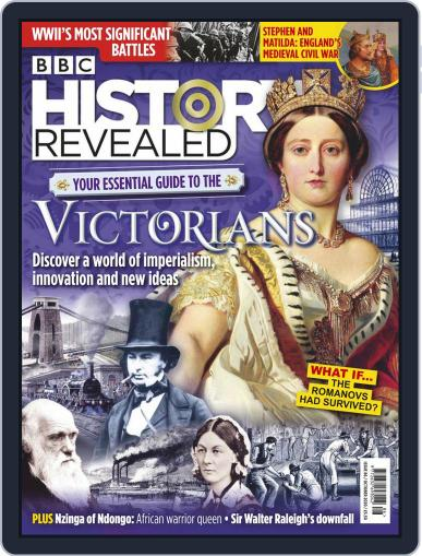 History Revealed Magazine (Digital) October 1st, 2020 Issue Cover
