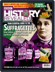 History Revealed Magazine (Digital) Subscription June 1st, 2021 Issue