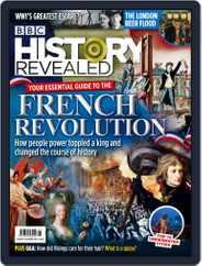 History Revealed Magazine (Digital) Subscription October 1st, 2021 Issue