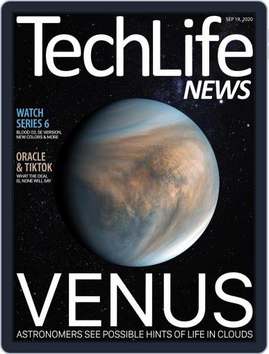 Techlife News Magazine (Digital) September 19th, 2020 Issue Cover
