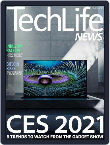 Techlife News Magazine (Digital) January 16th, 2021 Issue Cover