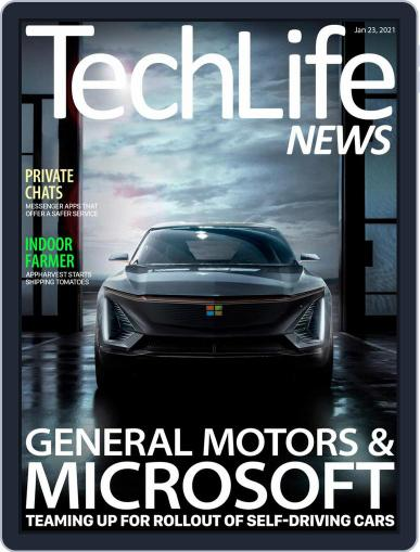 Techlife News Magazine (Digital) January 23rd, 2021 Issue Cover