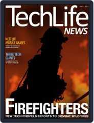 Techlife News Magazine (Digital) Subscription July 31st, 2021 Issue